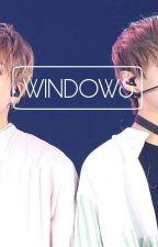 Windows | Vkook by kucikk