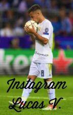 Instagram~Lucas Vázquez~ Segunda temporada. TERMINADA by Alejandra239