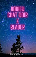CHAT NOIR/ADRIEN X READER by Samaranjbar2003