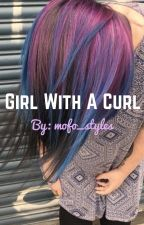 Girl with a Curl  by mofo_styles