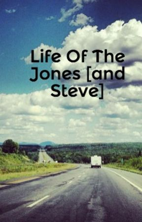Life Of The Jones [and Steve] by Alainathepenguin