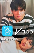 V App ; jikook -one shot- by _bangtanshidae