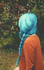 Definitivamente , azul e cor mais quente by LarissaCruz205