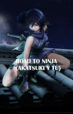 Akatsuki  y tu (road to ninja) by ItziEspinoza