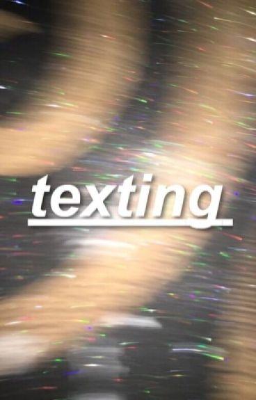 texting -jc caylen-