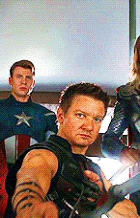 Avengers: Imagines and Preferences - You see your ex in