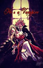 He's a Vampire [NaLu] by thefinestwine