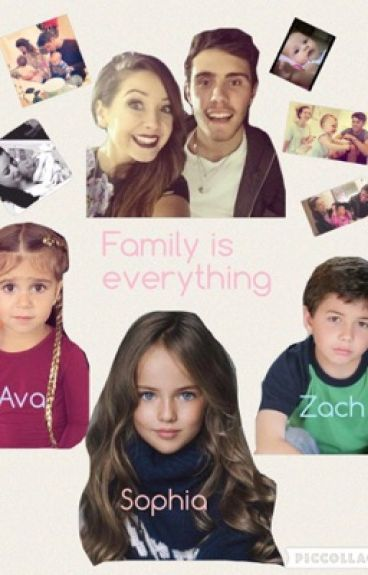 Family is everything  (quadrilogy  hand in hand, little baby Deyes etc)