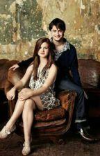Harry Potter e Gina Weasley mundo real by GidoennFerreira