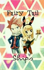 Fairy tail Ships by Fairy_Titan