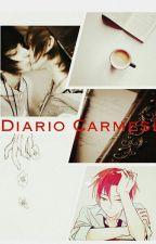 Diario Carmesí |||Foxy x Bonnie||| by Yoru_san