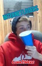Internet losers // LunaIsHere // AustinFFA X LeafyIsHere by _biancaishere_