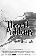 Heart Problems ─ Parejas de Naruto  Editanto  by Nesssa-