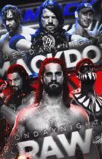 WWE Preferences/Imagines by dangmisha