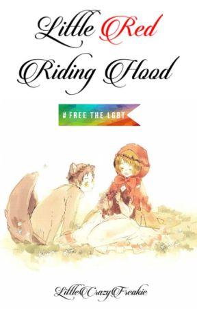 Little Red Riding Hood by LittleCrazyFreakie