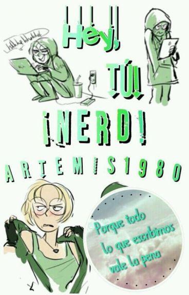 ¡Hey, tú! ¡Nerd! (Lapis&Peridot) - Steven Universe