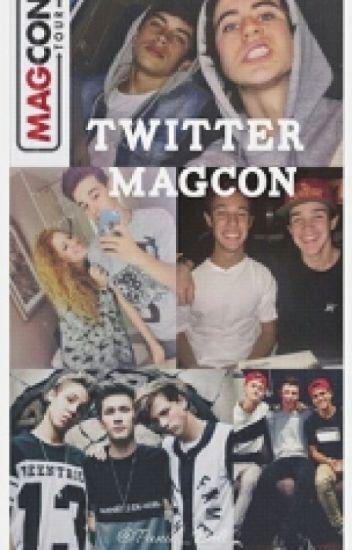 Twitter//Magcon [HIATOS]