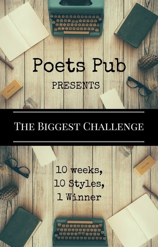 the BIGGEST COMPETITION ever by PoetsPub