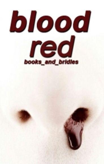 blood red ↠ stranger things