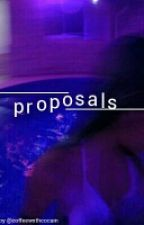 proposals☁ ;pjm; by coffeewxthcocain
