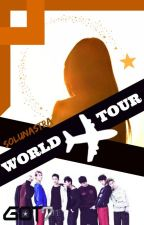 World Tour (GOT7 FanFiction) ✔ by Solunastra