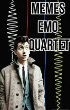 Memes emo quartet by JessyRiveraWay