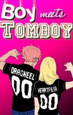 ⚽Boy meets Tomboy | Nalu ⚽ by denby_alyssa