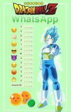 DBZ/GT/Kai/Super WhatsApp by Achelxis