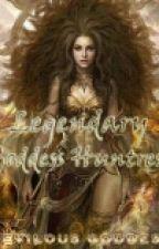 The Legendary Goddess Huntress by DevilousGoddess