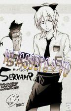 Mi Mesero y yo |Kuro| •Servamp• by Tomoe-ya