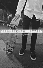 Eighteenth Letter by emoteytow