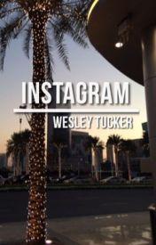 Instagram // Wesley Tucker by fascinatingcam