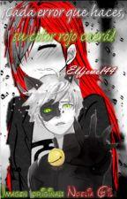 ¡Cada error que haces, su color rojo caerá! by elfjewel44