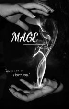 Mage [HIATUS] by photilogy