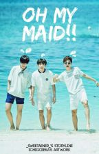 OH MY MAID!! [ VKOOK / JIKOOK ] by taeinlee