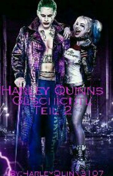 Harley Quinn's Geschichte Teil 2