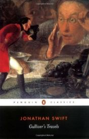 Gulliver's Travels by Jonathan Swift by horlandoivo