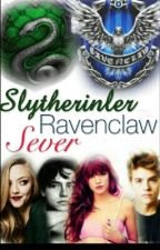 Slytherinler Ravenclaw Sever | Lilcan & Lysanique by -Kyriel