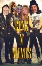 Guns N' Roses on crack by 7dicksinmyass420