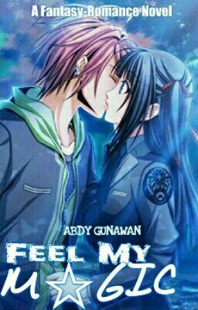 Feel My Magic by Abdygunawan
