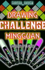 Drawing Challenge Mingguan! by Farisha_Haqiem