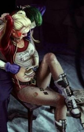 Harley e Joker || Suicide Squad  by Coleichesa