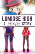 Lumiose High - A Love Story by xSatoSere