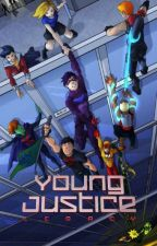 Young Justice - Legacy (A Season 3 FanFiction) by GrayBat_OTP