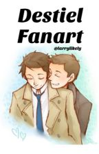 Destiel Fanart by larrylikely