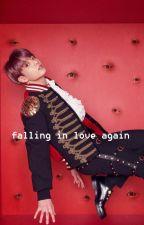 falling in love again | jeon jungkook by jeonchims