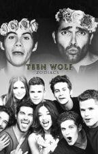 Teen Wolf - Zodiacs by dominika200238