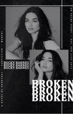 Broken Arrows ➳ BUCKY BARNES by -bernthal