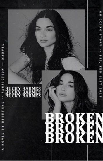 Broken Arrows ➳ BUCKY BARNES