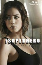 iSuperhero |  ✓ by SHIELD-Avenger